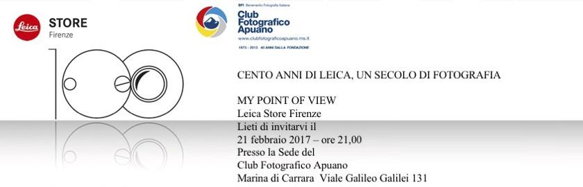 Incontro Leica
